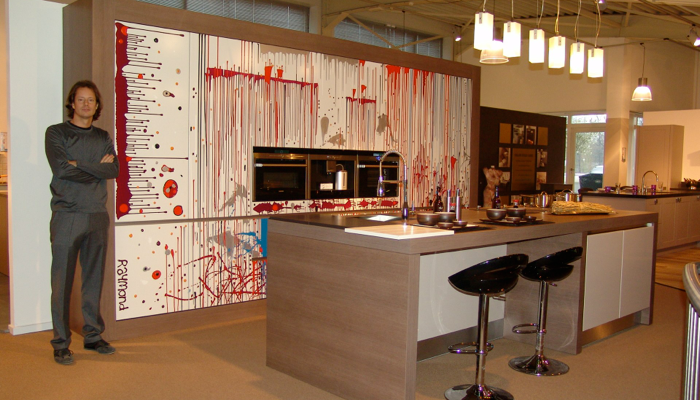 kunst keuken